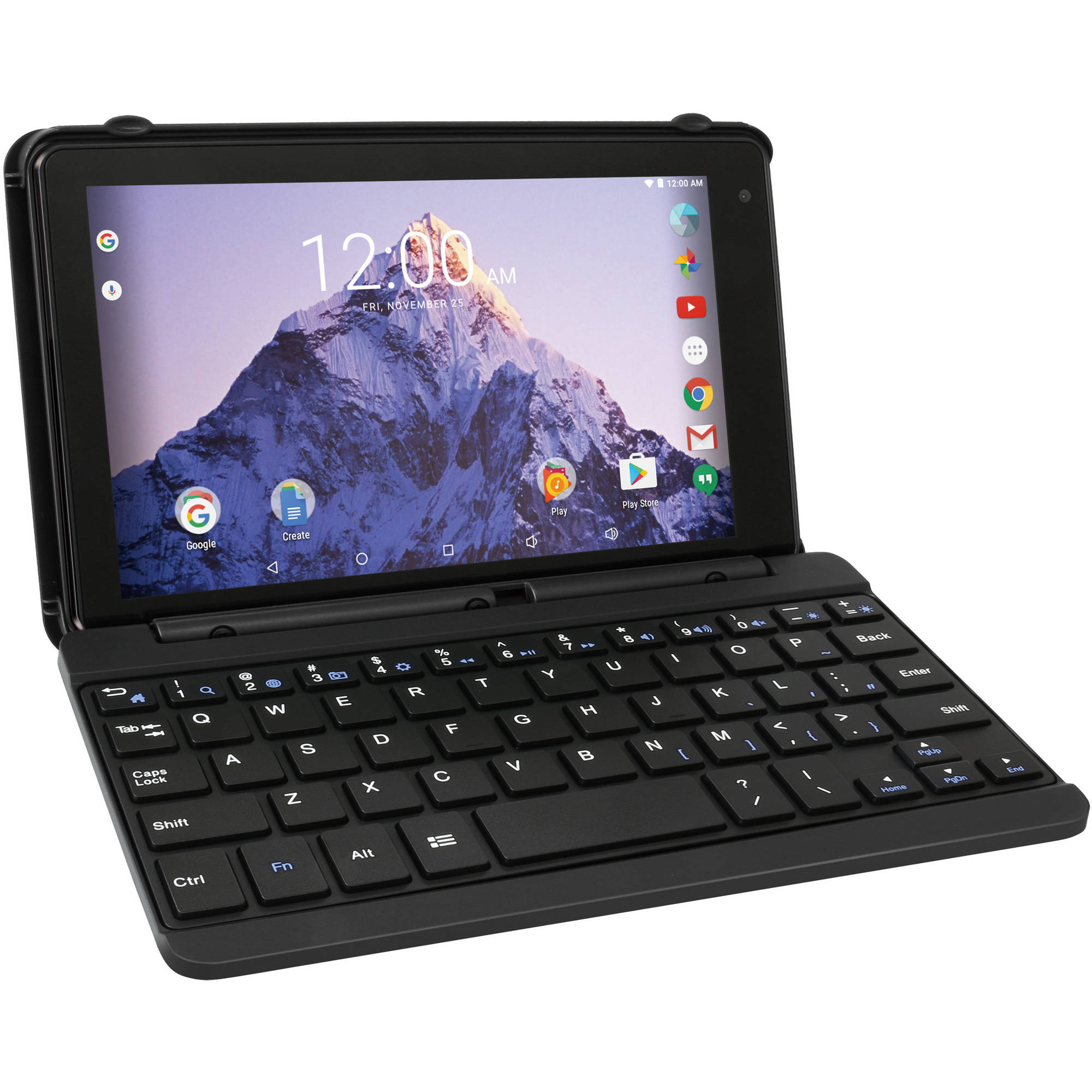 "RCA Voyager 7"" 16GB Tablet with Keyboard Case Android 6.0 (Marshmallow)"