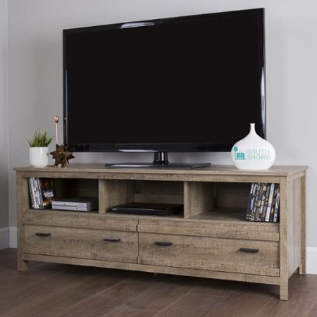 South Shore Exhibit TV Stand 60 Inches Exhibit TV Stand