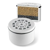 AquaCare by HotelSpa® 1139 Replacement Disposable 3 Stage Cartridge for use with Advanced High Intensity Super Compact Universal Shower Filter or Filtered Shower Heads/Handheld Showers by HotelSpa®