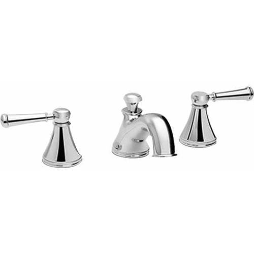 Toto Vivian Widespread Bathroom Faucet with Cross Handles, Available in Various Colors