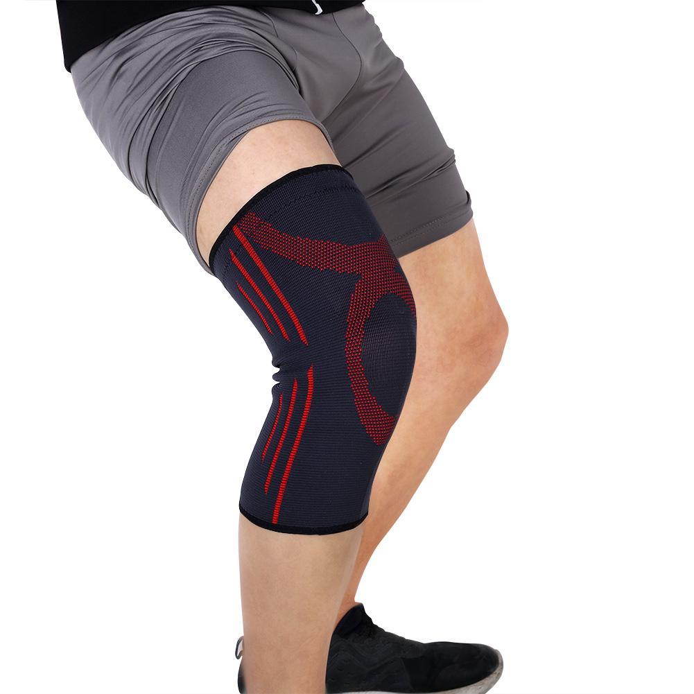 Tbest Sports Elastic Support Belt Sleeve Bandage Wrap Volleyball