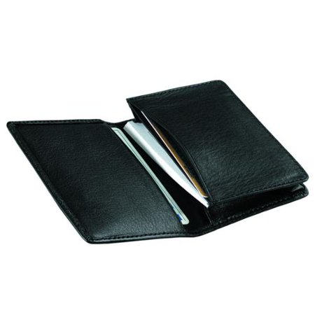 Royce Leather Royce Top-grain Nappa Leather Executive Business Card Case