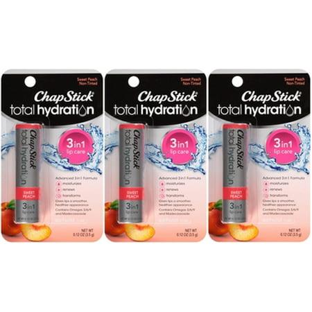 ChapStick Total Hydration 3 in 1 Sweet Peach - image 1 de 1