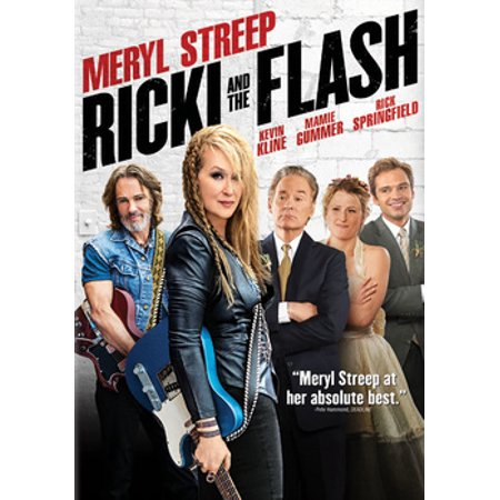 Ricki and the Flash (DVD)](Adult Flash Movie)