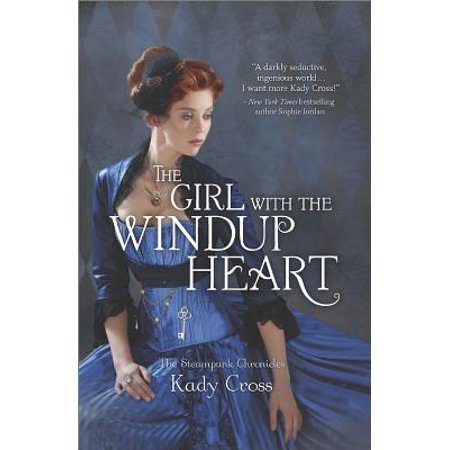 Tin Wind Up Walking - The Girl with the Windup Heart