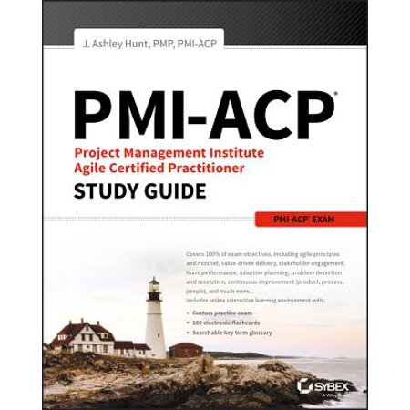 PMI-ACP Project Management Institute Agile Certified Practitioner Exam Study Guide - eBook ()