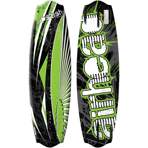 Airhead Wakeboard, 141cm, w Goblin Bindings (L) AHW-50512L by Generic