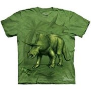Triceratops Youth T-Shirt by The Mountain - 152210