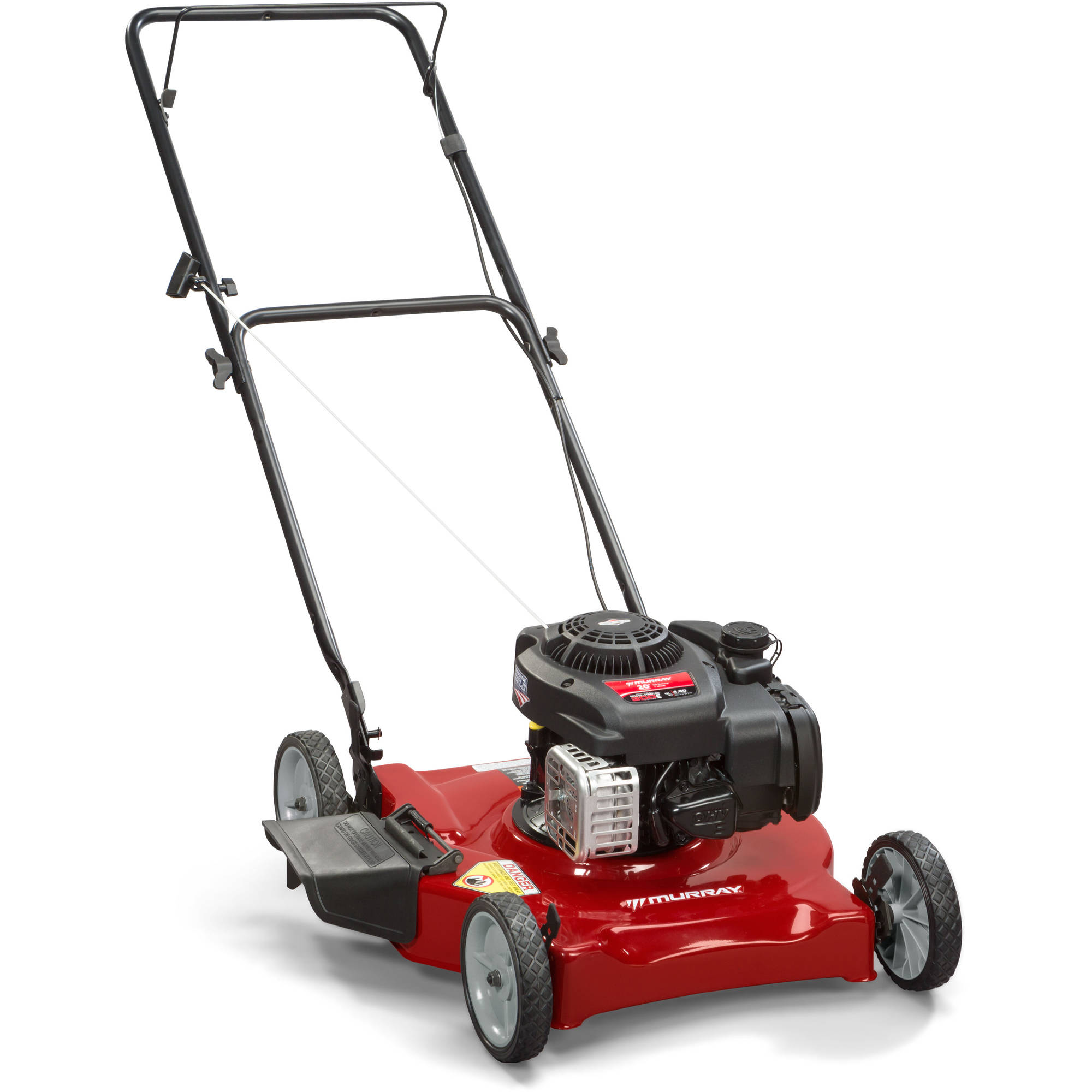 murray 20 125cc gas powered side discharged push lawn mower rh walmart com Murray Trimmers Murray M22450 Parts Diagram