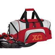 Broad Bay Small Chi Omega Duffle or Small Chi O Sorority Gym Bag