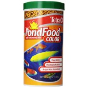 TetraPond Food Color Sticks 4.94 Ounces, Color Enhancing Diet for Koi and Goldfish