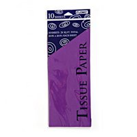Purple Tissue, 10 Sheets, Case of 60