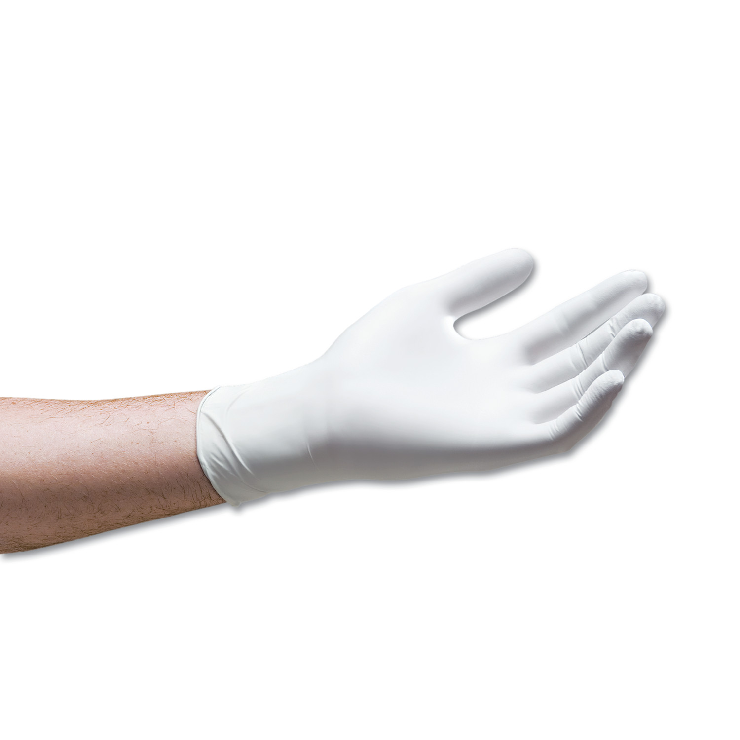 Kimberly-Clark Professional* STERLING Nitrile Exam Gloves, Powder-free, Sterling Gray, X-Small, 200/Box