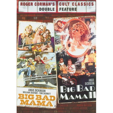 Big Bad Mama / Big Bad Mama II (DVD)