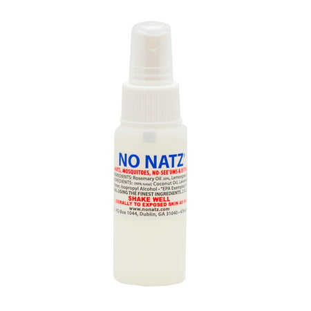 No Natz Deet Free Bug Repellent