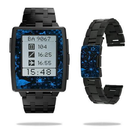Skin Decal Wrap for Pebble Steel Smart Watch sticker Dream