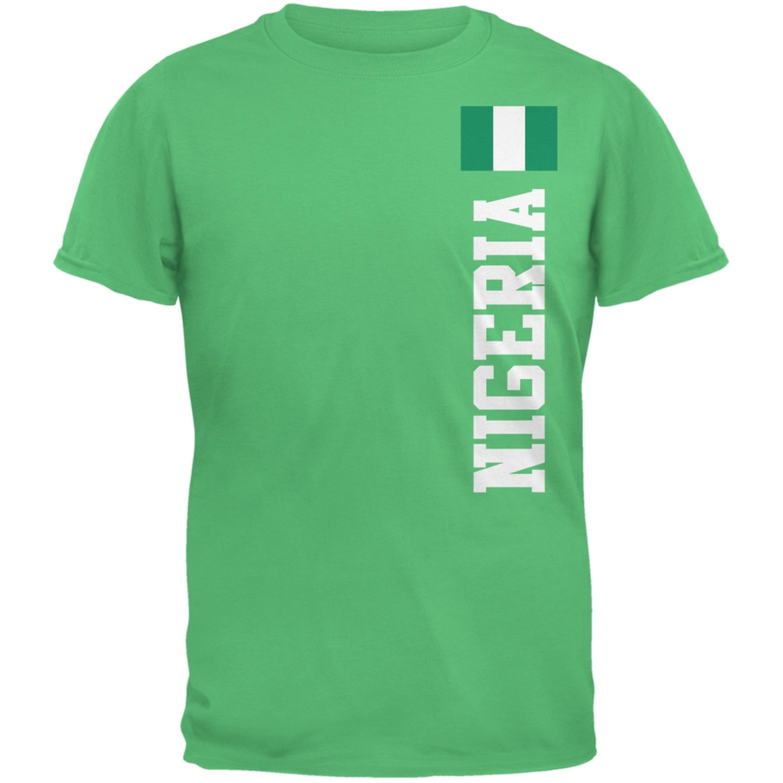 World Cup Nigeria Green Adult T-Shirt