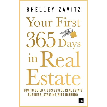 Your First 365 Days in Real Estate - eBook Your successful career in real estate starts here! The first 365 days of working in real estate can be one of the most tumultuous times in your career - full of hard lessons, heart breaks and hard work. Just because you have a license, doesnt mean you have a business. But if you get the important stuff right, a great future is yours for the taking. This honest, eye-opening and completely practical insider's guide shows you how to get where you want to be - even if you're starting from nothing. Author and successful real estate agent Shelley Zavitz reveals in unprecedented detail: - what to expect the first year of your career - how to implement systems that will impact your business in the next 90 days - how to build a marketing plan in a digital world - how to work your contacts to start your referral pipeline - how mindset can make or break your business and what to do about it - why surrounding yourself with the right people is essential. Shelley shares her own story as a new real estate agent - including how she built a brand starting with a network of just four people in a totally new city. The book also comes complete with worksheets, hot lists and examples of great branding so that you can catapult your business into the fast lane right now. Your First 365 Days in Real Estate is the number-one resource for new agents in the industry - don't miss out on your potential as a realtor without it. www.newrealtor365.com