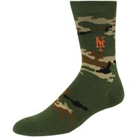 New York Mets Decoy Crew Socks - Camo