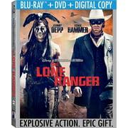 The Lone Ranger (Blu-ray + DVD + Digital Copy) by DISNEY/BUENA VISTA HOME VIDEO