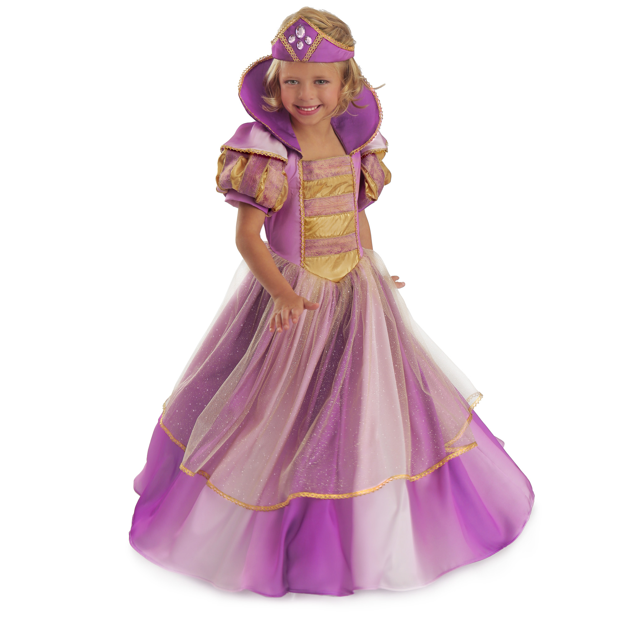 Princess Paradise Premium Princess Amanda Child Costume