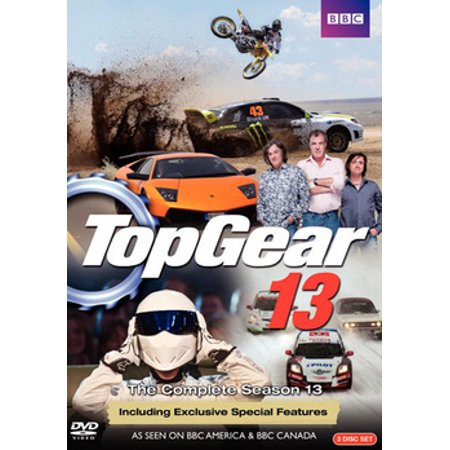 Top Gear: The Complete Season 13 (DVD)