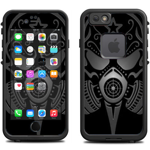 Click here to buy Skin Decal For Lifeproof Iphone 6 Fre Case   Gas Mask by Itsaskin.
