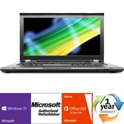 Off Lease Lenovo ThinkPad T420 i7 2.8GHz 8GB 500GB DVD Windows 10 Pro 64 Laptop Computer B Scratch and Dent