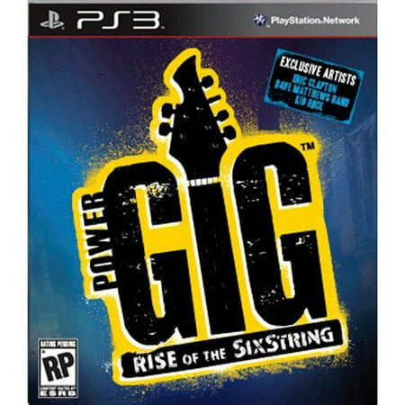 Power Gig: Rise of the Six String - Game Only