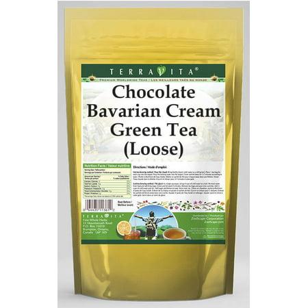 Chocolate Bavarian Cream Green Tea (Loose) (4 oz, ZIN: