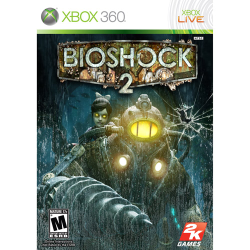 Take - two Interactive Software Bioshock 2 Special Edition  - xbox 360