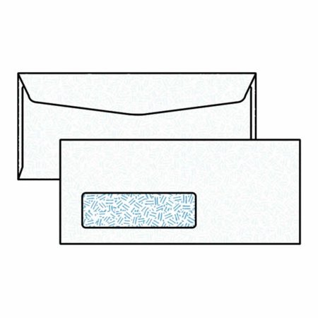 #10 Digi-Clear Window Envelopes, 4-1/8