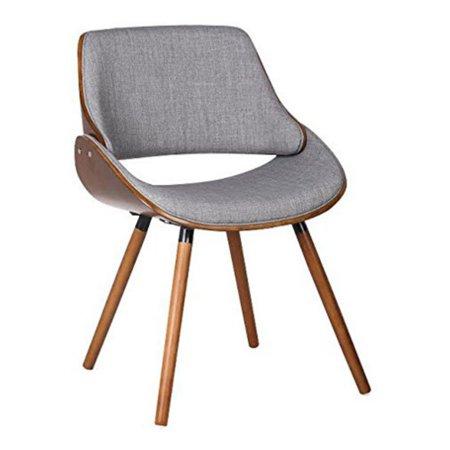 Groovy U S Pride Furniture Bucket Seat Dining Chair With Splayed Legs Machost Co Dining Chair Design Ideas Machostcouk