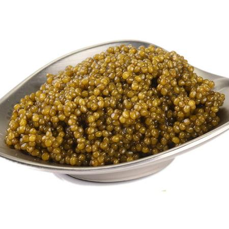 Golden Imperial Russian Osetra Caviar 16 oz Fresh Osetra Caviar