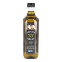 Olive Oil: Colavita Roasted Garlic Extra Virgin Olive Oil
