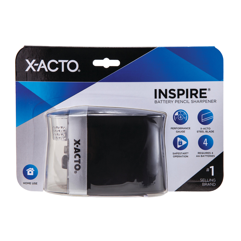X-Acto Inspire Battery Pencil Sharpener