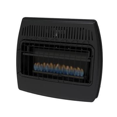 Dyna-Glo Blue Flame Vent Free Dual Fuel Wall-Mount Garage Heater