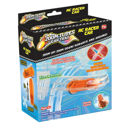 Zoom Tubes RC Racer Car Pack, As Seen On TV