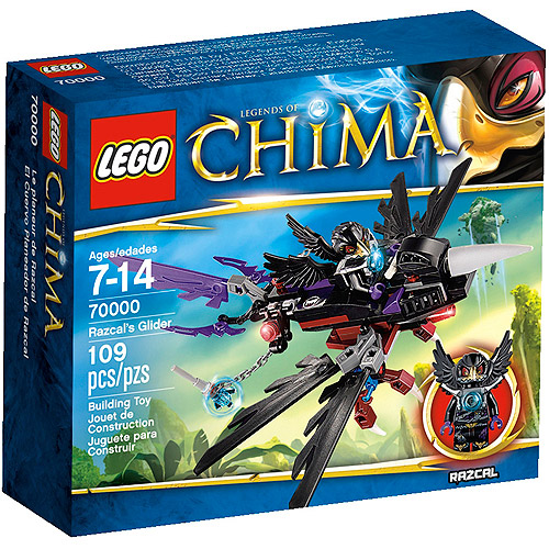 LEGO Chima Razcal Glider Play Set