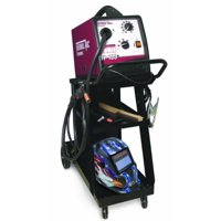 Victor Technologies 1444-0346 135 Amp Mig Welder Kit With Cart And Helmet