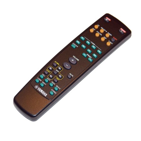 Oem yamaha remote control originally supplied with for Yamaha remote control app