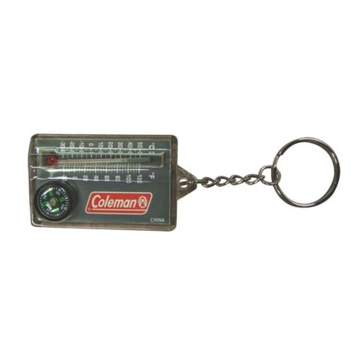 Coleman Thermometer Compass Zipper Pull by COLEMAN