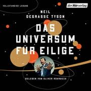 Das Universum für Eilige - Audiobook