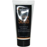 Face and Body Scrub Menaji 5.75 oz Scrub Unisex