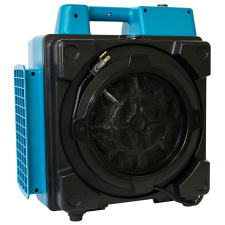 XPower X-2380 1/2 HP 550-Cfm 3 Stage Pro Clean Purifier Air Scrubber,