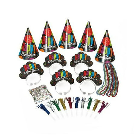 New Years Eve Cheer Party Kit for - New Years Eve Accessories