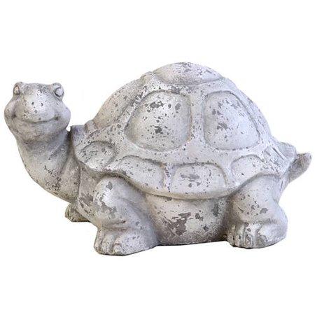 Michael Carr Large Turtle Face Sideways ()