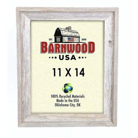 BarnwoodUSA Rustic Signature Picture Frame