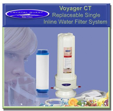 Crystal Quest A Voyager Inline Single Replaceable ULTIMAT...