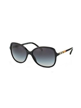 0da8196f67cd Product Image Sunglasses BE4197 30018G Black 58MM. Burberry